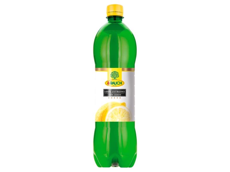 Rauch 100% citrónová šťáva z koncentrátu 1l