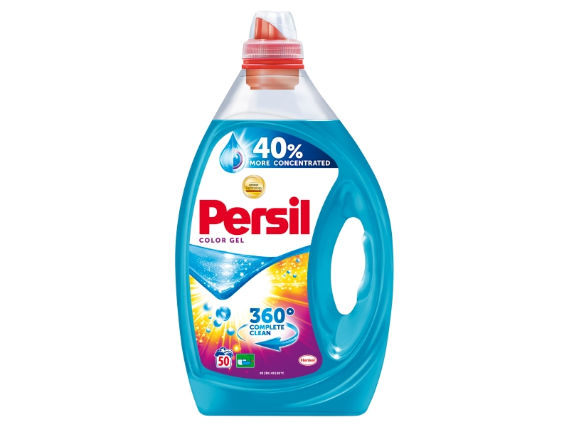 Persil 360° Complete Clean Color Gel (50 praní) 2,5l