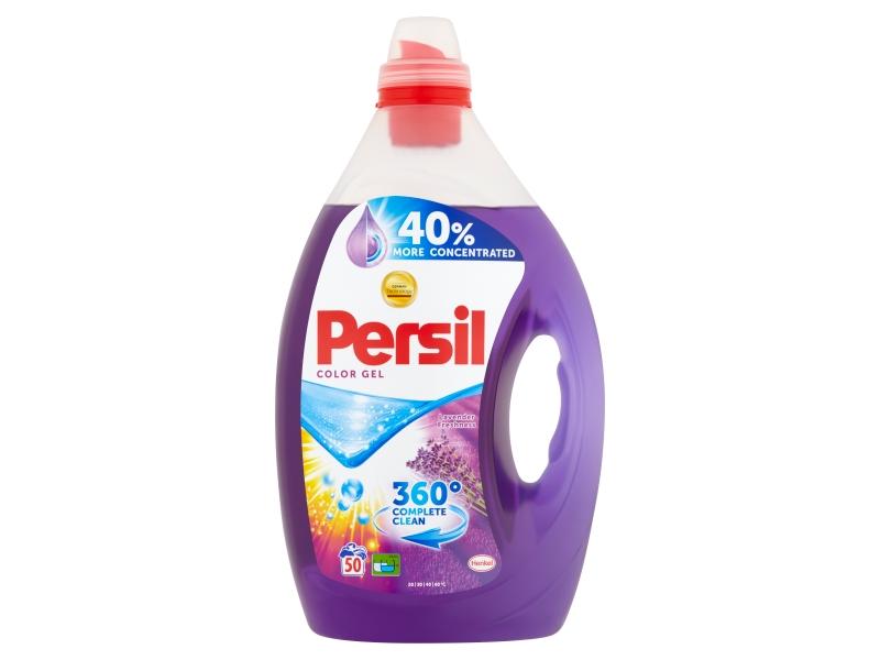 Persil 360° Complete Clean Lavender Color Gel (50 praní) 2,5l