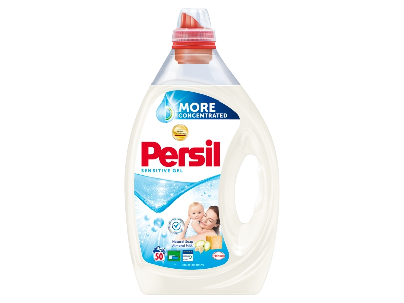 Persil Sensitive Gel (50 praní) 2,5l
