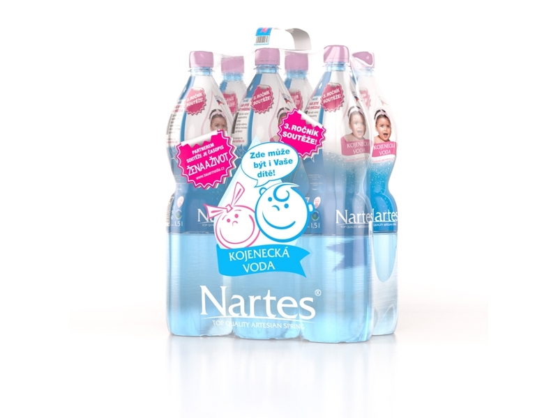 Nartes Kojenecká voda 1,5l