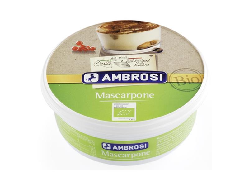 Ambrosi Mascarpone BIO 250g