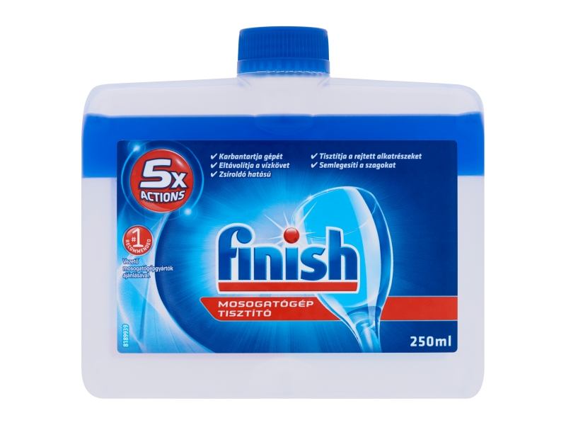 Finish Čistič myčky regular 250ml