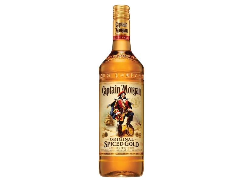 Captain Morgan Original Spiced Gold Rum 35% 700ml