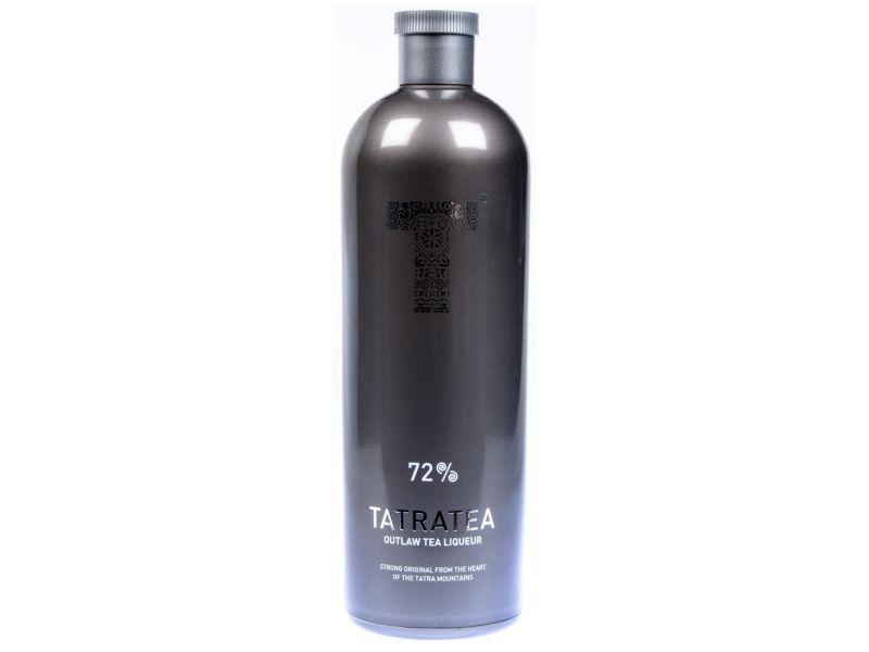 Tatratea Tatranský čaj Zbojnický 72% 700ml