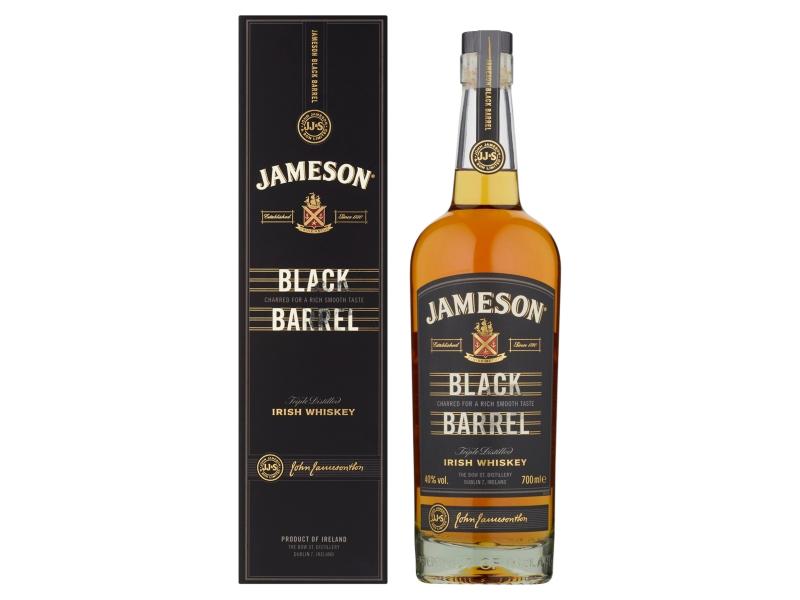 Jameson Black Barrel Irish Whiskey 40% 700ml