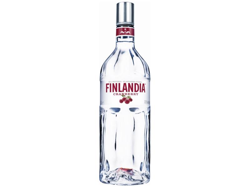 Finlandia Cranberry vodka 37,5% 1l
