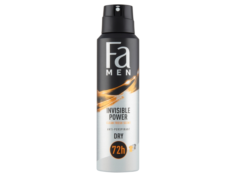 Fa Men Xtreme antiperspirant Invisible Power 150ml