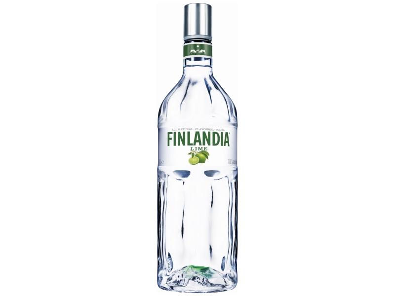 Finlandia Lime vodka 37,5% 1l