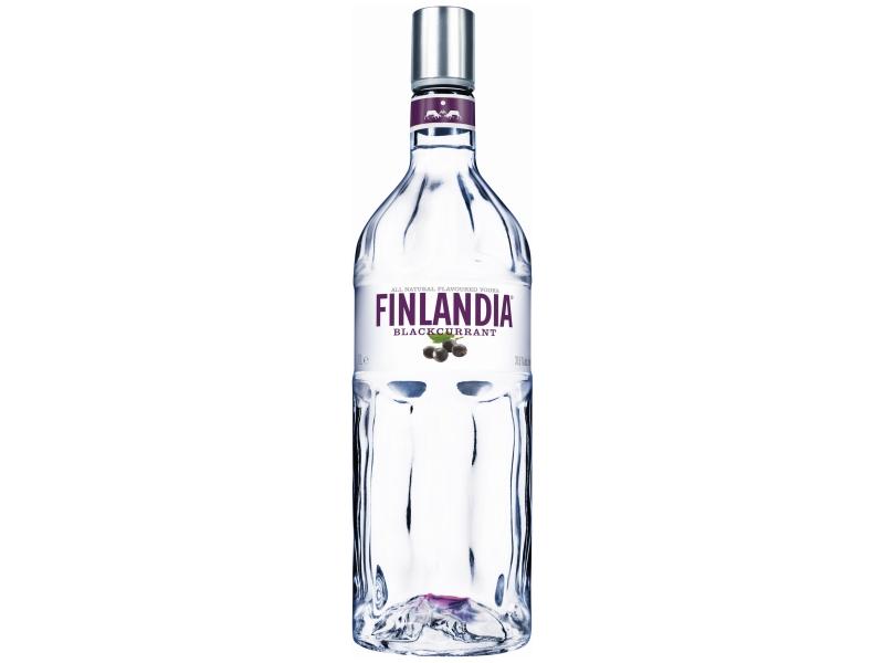 Finlandia Blackcurrant vodka 37,5% 1l