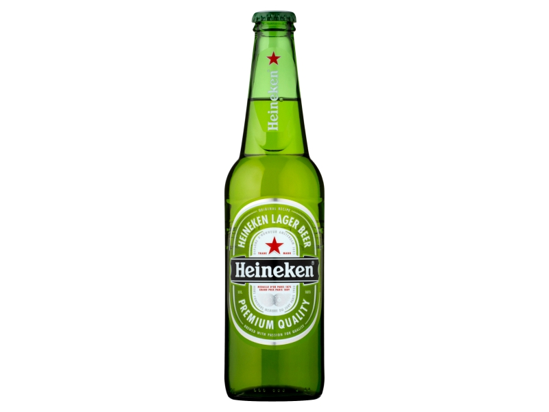 Heineken pivo ležák světlý 0,4l