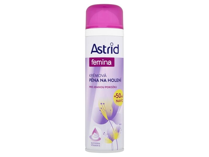Astrid Femina Krémová pěna na holení 250ml