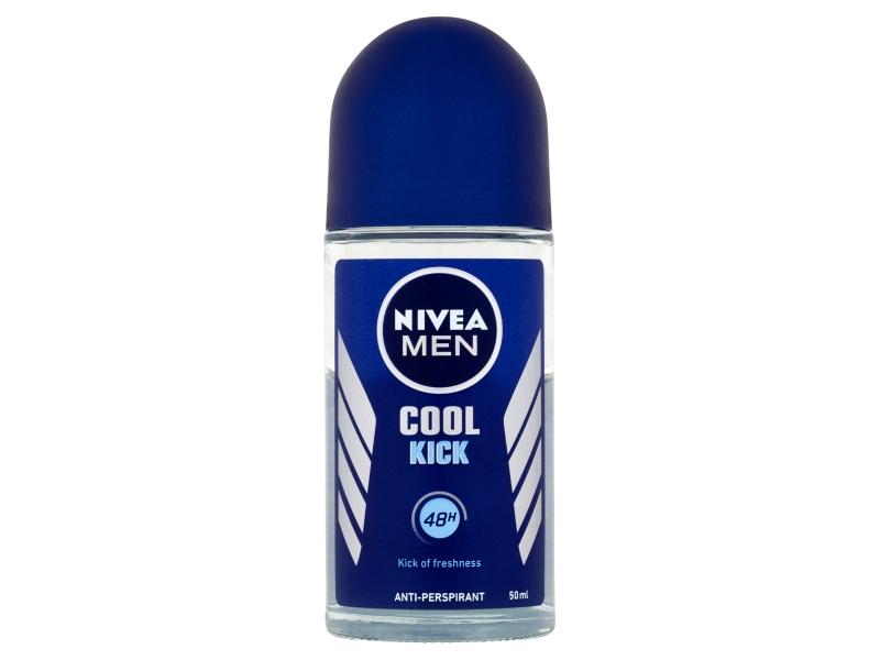 Nivea Men Cool Kick Kuličkový antiperspirant 50ml