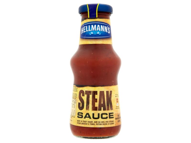 Hellmann´s Omáčka k masu Steak 250ml