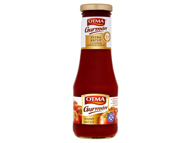 Otma Gurmán Jemný extra kečup 300g