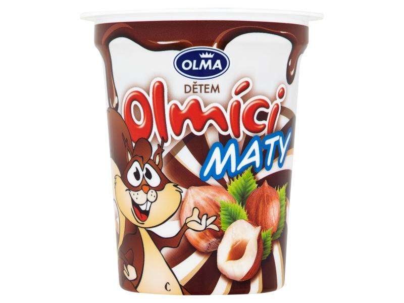 Olma Olmíci Maty s kakaem a oříšky 110g