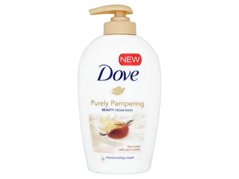 Dove Purely pampering Krémové tekuté mýdlo 250ml