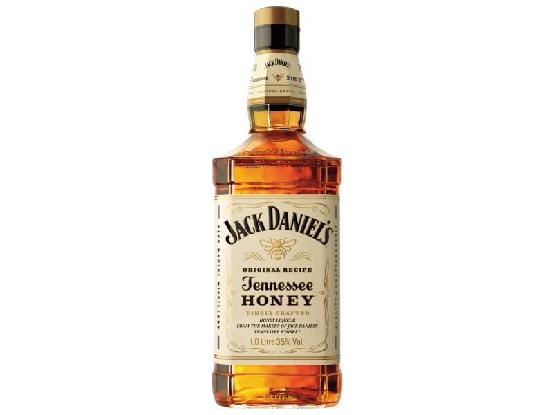 Jack Daniel´s Tennessee Honey 35%, 1l