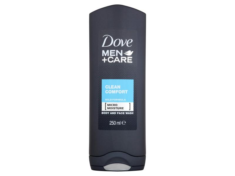 Dove Men+Care Clean Comfort sprchový gel 250ml