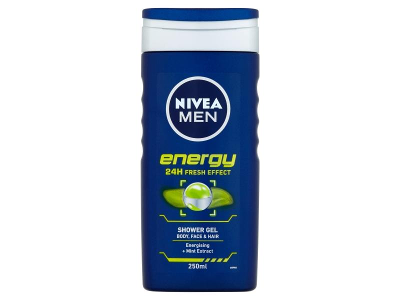Nivea Men Energy Sprchový gel 250ml