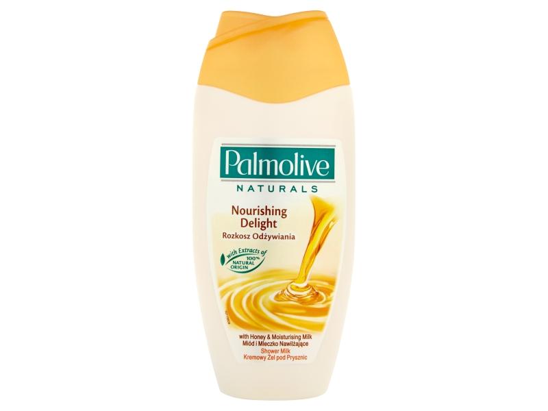 Palmolive Sprchové mléko s výtažky z medu 250ml
