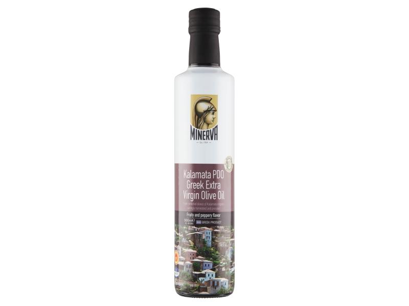 Minerva Kalamata Chop řecký extra panenský olivový olej 500ml