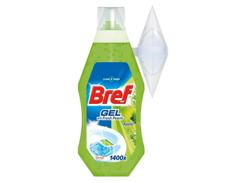 Bref Fresh Pearls Apple WC gel 360ml
