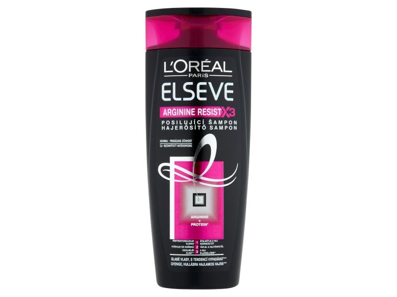 L´Oréal Paris Elseve Arginine Resist posilující šampon na slabé vlasy 250ml