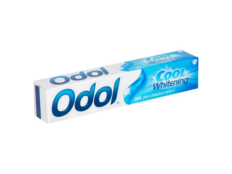 Odol Cool Whitening gel pro chladivé bělení 75ml