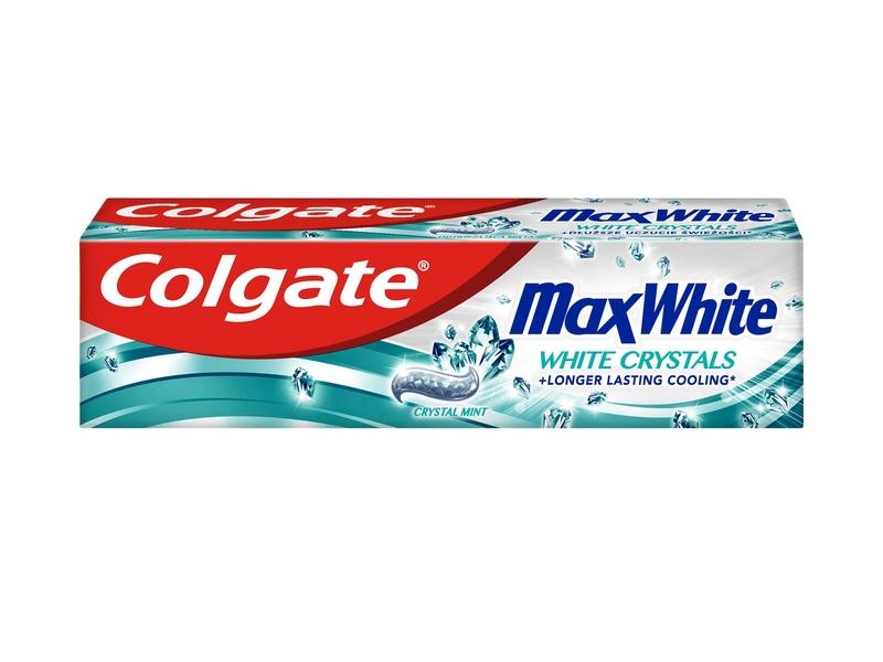 Colgate MaxWhite White Crystals zubní pasta 75ml