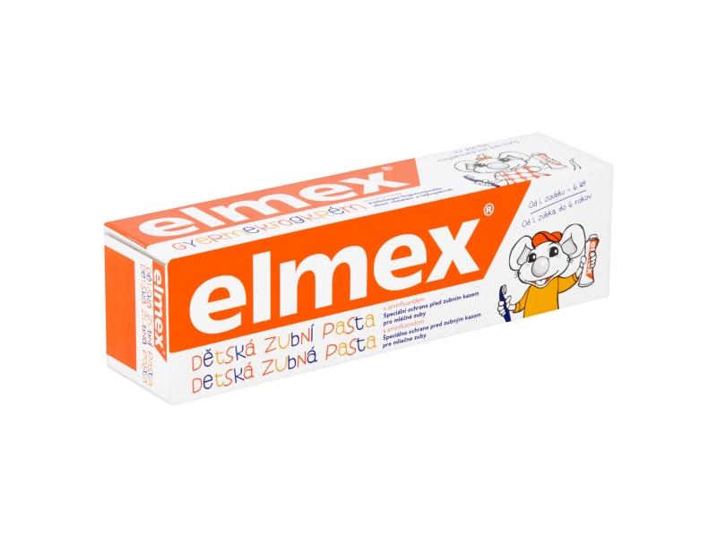 elmex Dětská zubní pasta 50ml