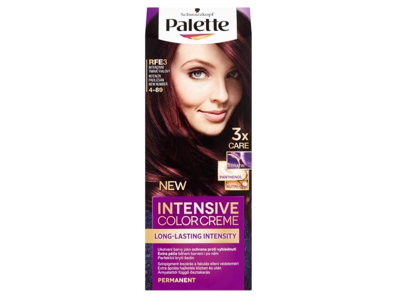 Schwarzkopf Palette Intensive Color Creme Intenzivní tmavě fialový RFE3