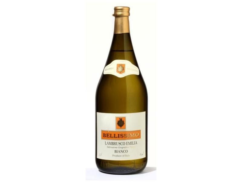 Bellissimo Lambrusco Bianco 1,5l
