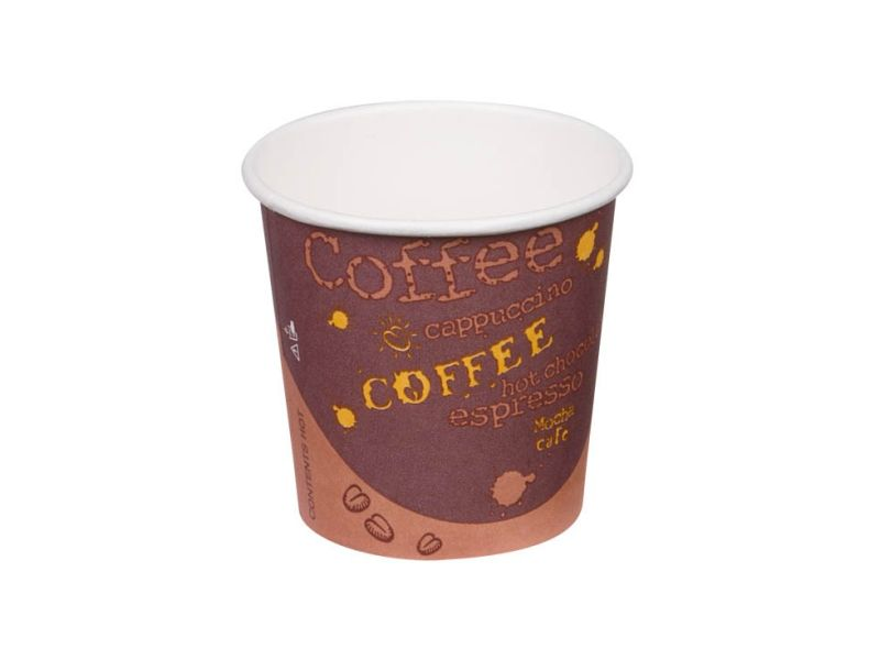 ARO Papírový kelímek Coffe To Go 100ml, 50ks