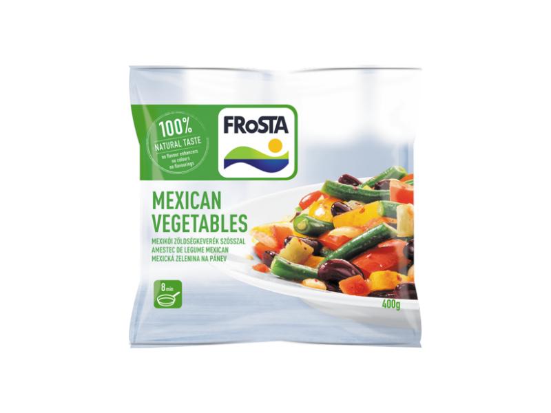 Frosta Mexická zelenina na pánev mraž. 400g