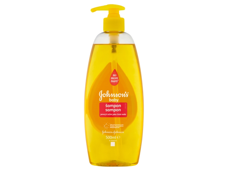 Johnson´s Baby Baby Šampon s pumpičkou 500ml