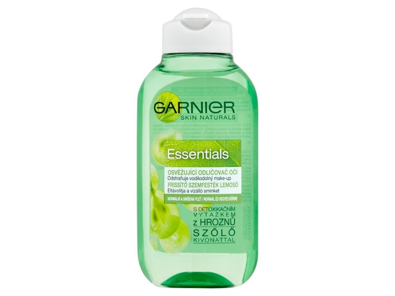 Garnier Skin Naturals Essentials osvěžující odličovač očí 125ml