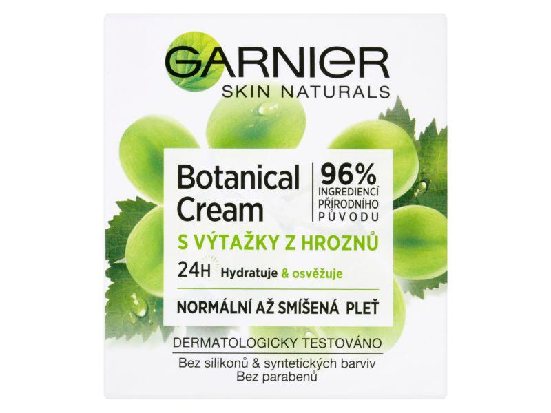 Garnier Skin Naturals Botanical krém s výtažky z hroznů 50ml