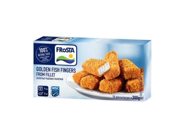 Frosta Rybí prsty nemleté mraž. 300g