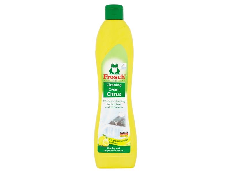 Frosch Ecological Čistící krém citrus 500ml