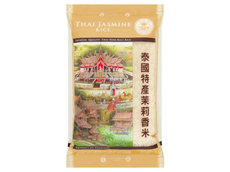 Thai Jasmínová rýže dlouhozrnná 1kg