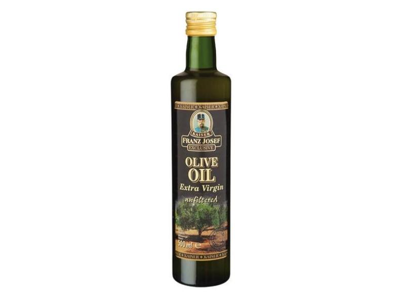 Franz Josef Kaiser Extra panenský olivový olej nefiltrovaný 500ml