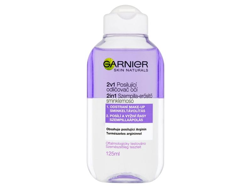 Garnier Skin Naturals 2v1 posilující odličovač očí 125ml