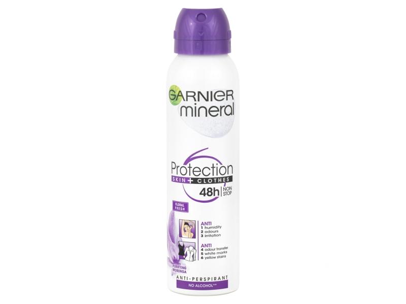 Garnier Mineral Protection Floral Fresh antiperspirant 150ml