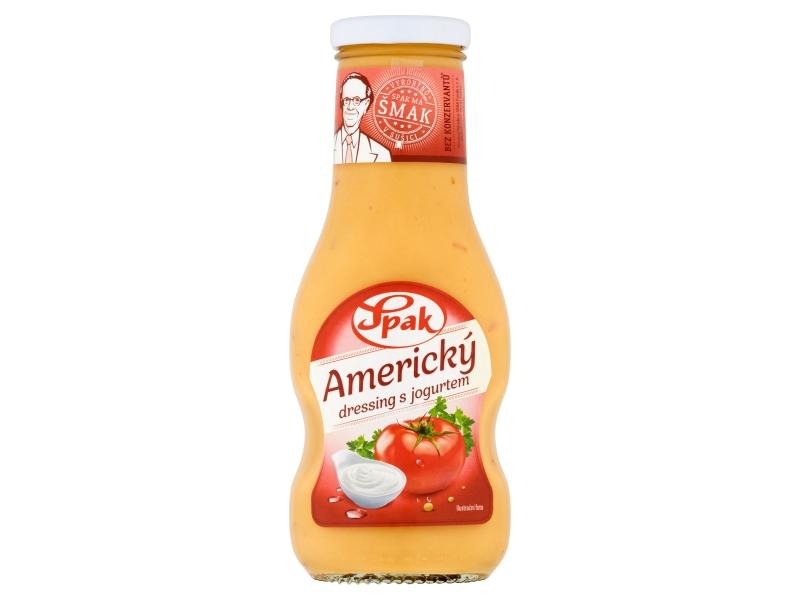 Spak Americký dressing s jogurtem 250ml
