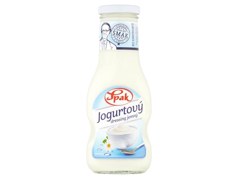 Spak Jogurtový dressing jemný 250ml