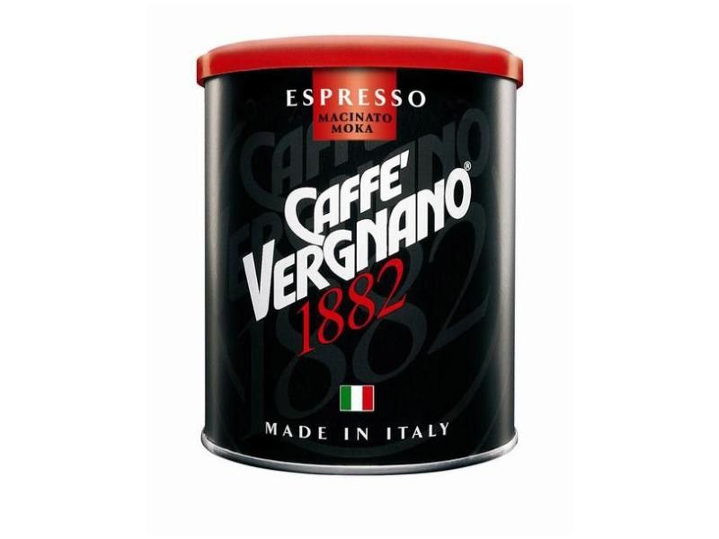 Vergnano Espresso mletá káva 250g