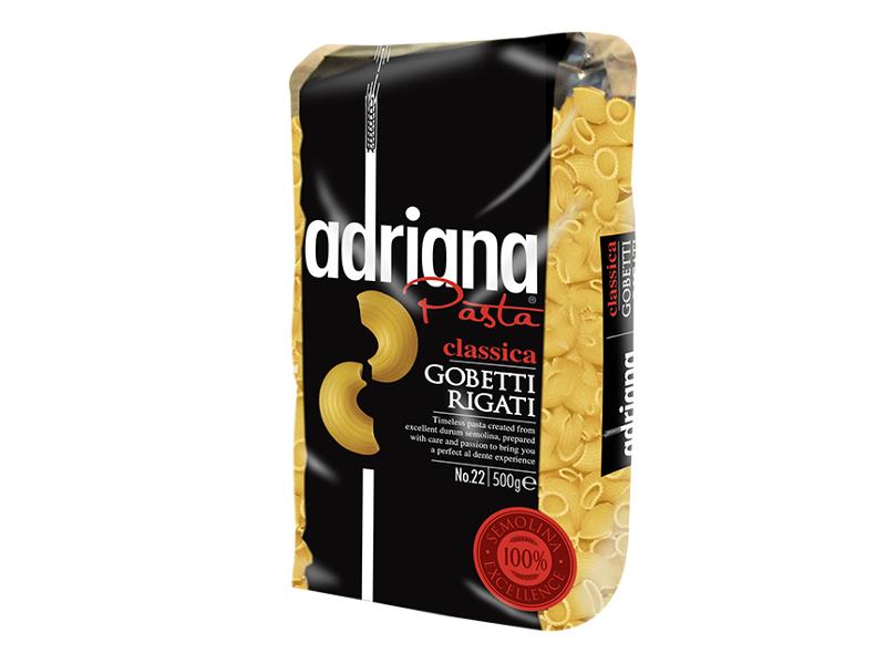 Adriana Gobetti Rigati Těstoviny semolinové 500g