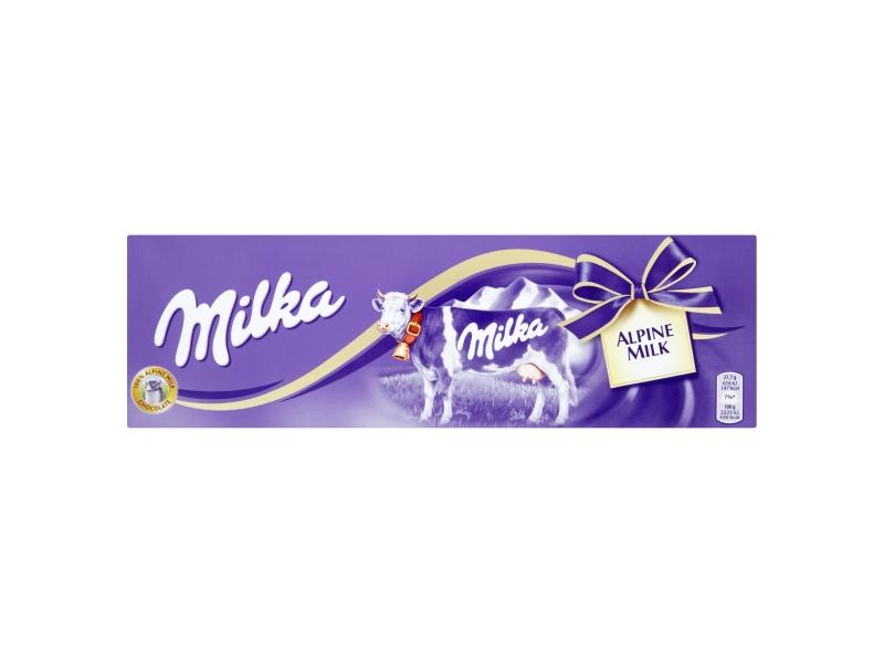 Milka Mléčná čokoláda 250g