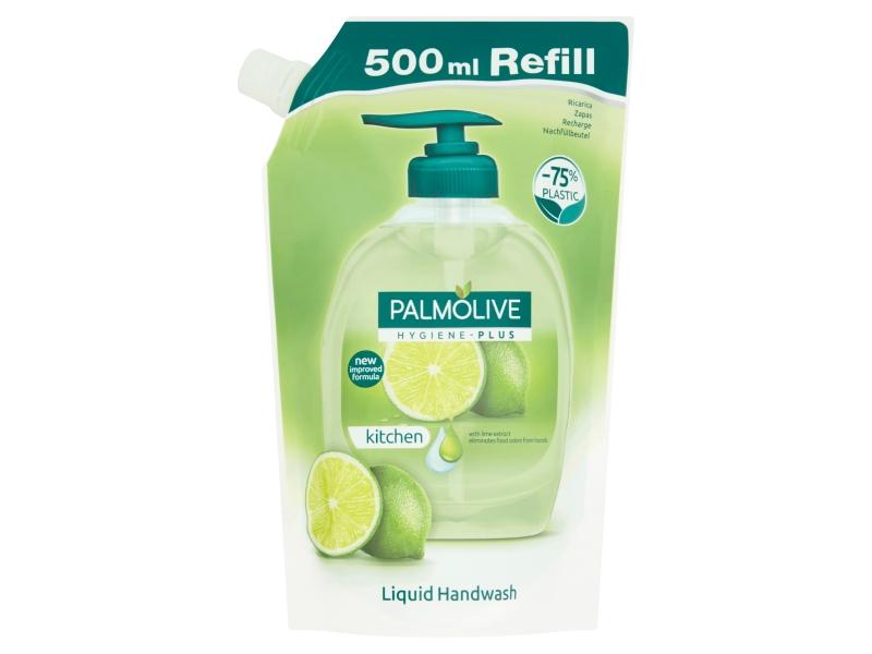 Palmolive Kitchen Lime tekuté mýdlo náhradní náplň 500ml